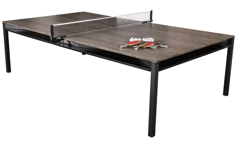 Stiga Indoor Conference Table Tennis Table with Paddles and Balls