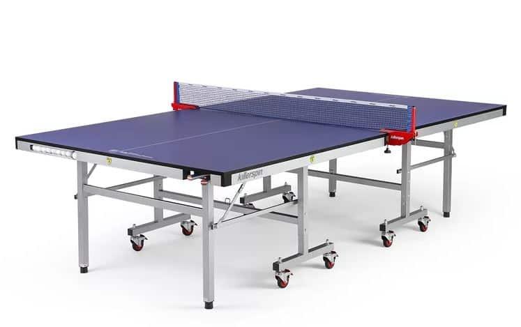 MyT7 Pocket Regulation Foldable Indoor Table Tennis Table