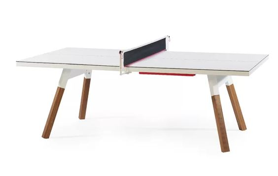 RS Barcelona You and Me Indoor Outdoor Table Tennis Table